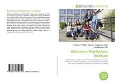 Bookcover of Baltimore Polytechnic Institute