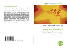 Bookcover of Integral Nationalism