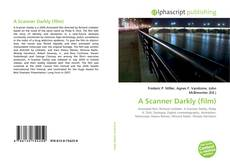 Bookcover of A Scanner Darkly (film)
