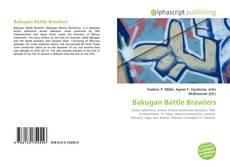 Обложка Bakugan Battle Brawlers