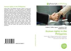 Bookcover of Human rights in the Philippines