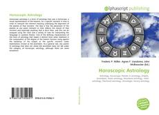 Bookcover of Horoscopic Astrology