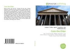 Обложка Cato the Elder