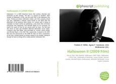 Bookcover of Halloween II (2009 Film)