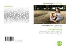 Bookcover of Emma Roberts