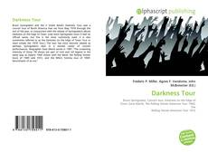 Bookcover of Darkness Tour