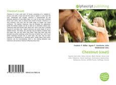 Chestnut (coat) kitap kapağı