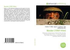 Borítókép a  Border (1997 Film) - hoz