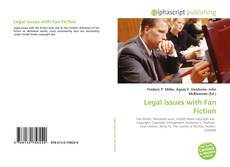 Обложка Legal Issues with Fan Fiction