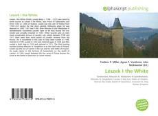 Capa do livro de Leszek I the White