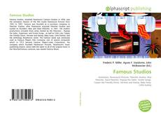 Bookcover of Famous Studios