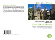 Bookcover of Bahá'í Faith in Scotland