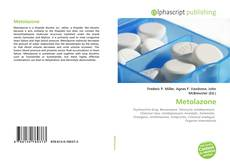 Bookcover of Metolazone