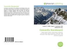 Bookcover of Concordia (Karakoram)