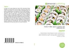 Capa do livro de Japon