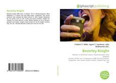 Couverture de Beverley Knight