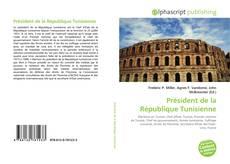 Bookcover of Président de la République Tunisienne