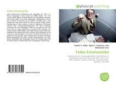Bookcover of Fedor Emelianenko