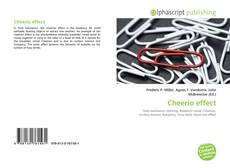 Bookcover of Cheerio effect