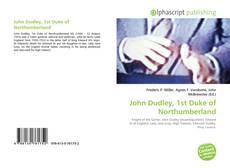 Buchcover von John Dudley, 1st Duke of Northumberland