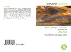 Bookcover of Anahita