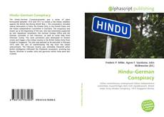 Hindu–German Conspiracy的封面