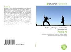 Portada del libro de Kumo Xi