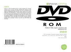 Bookcover of DVD-R