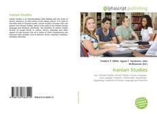 Iranian Studies kitap kapağı
