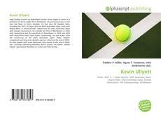 Capa do livro de Kevin Ullyett