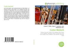 Обложка Cutler Beckett