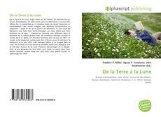Bookcover of De la Terre à la Lune