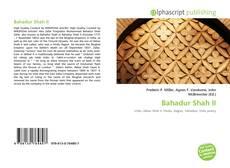 Bookcover of Bahadur Shah II