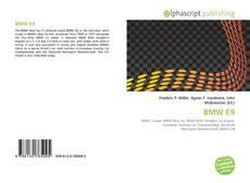 BMW E9的封面