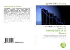 Bookcover of Démographie de la France