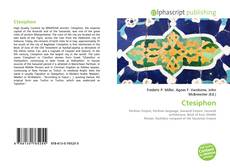 Borítókép a  Ctesiphon - hoz