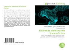 Обложка Littérature allemande de  Science-Fiction