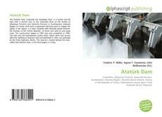 Atatürk Dam kitap kapağı