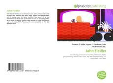 John Fiedler的封面