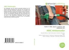 Bookcover of AMC Ambassador