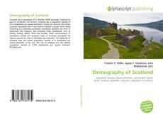 Bookcover of Demography of Scotland