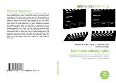 Buchcover von Madonna videography