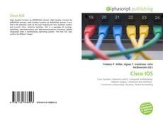 Buchcover von Cisco IOS
