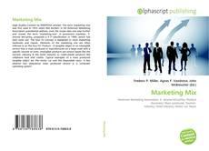 Capa do livro de Marketing Mix