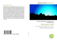 Обложка City upon a Hill