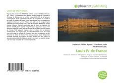 Bookcover of Louis IV de France