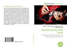 Обложка Hot Mainstream Rock Tracks
