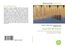 Bookcover of Louis XIV de France