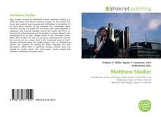 Matthew Stadler kitap kapağı