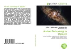 Portada del libro de Ancient Technology in Stargate